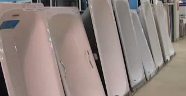 выбираем акриловую ванну видео