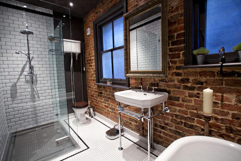 Ванная-лофт