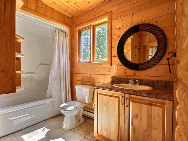 Отделка интерьера ванной