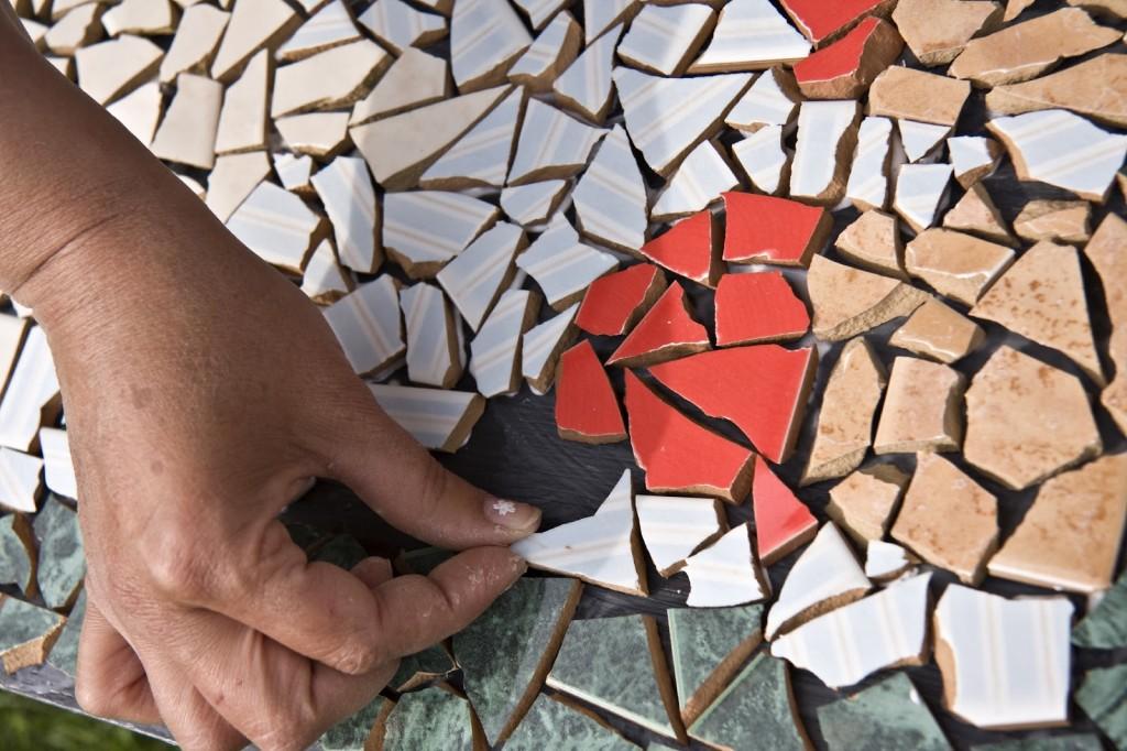Нестандартная мозаика