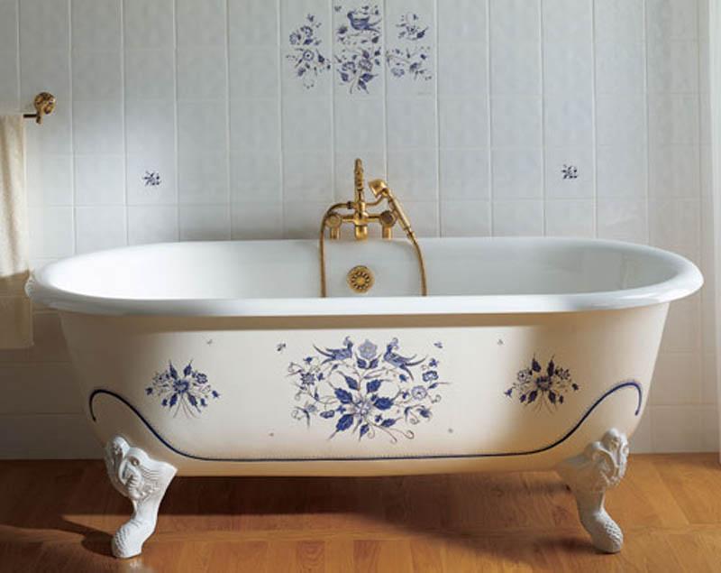 Объем ванны - как выбрать оптимальный