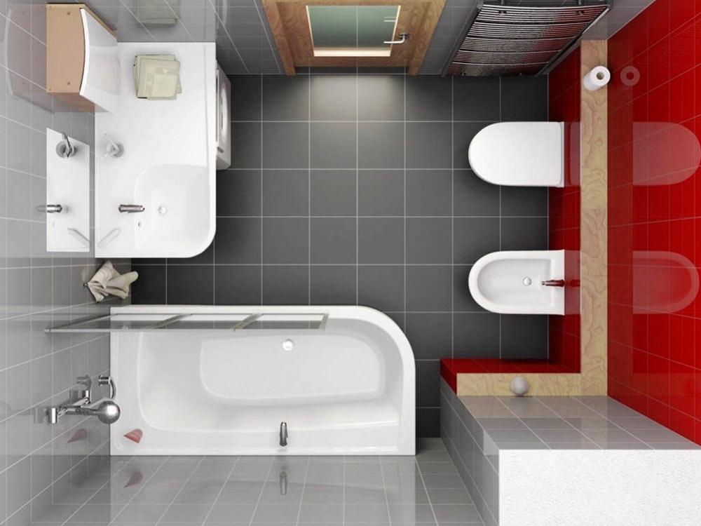 Эргономичная ванная