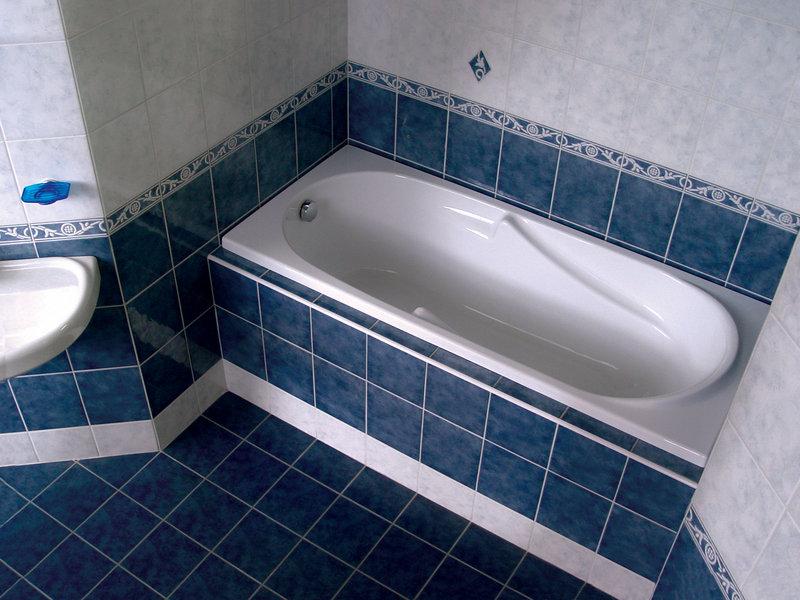 Встроенная ванна