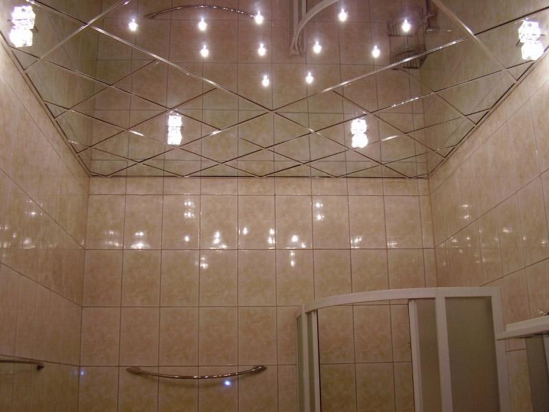 Зеркальный потлок