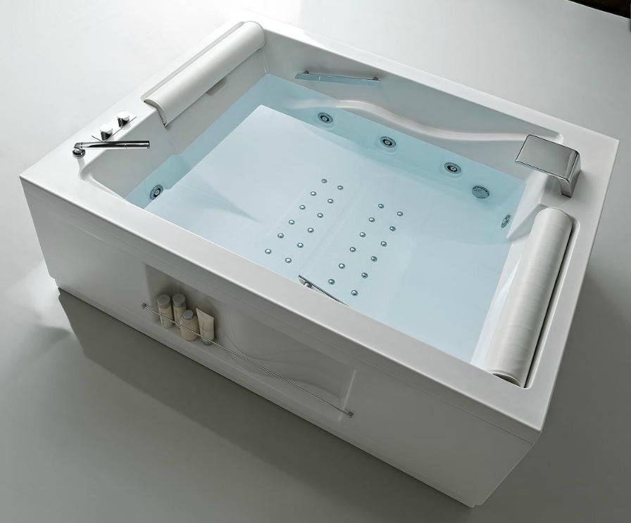 Габаритная ванна