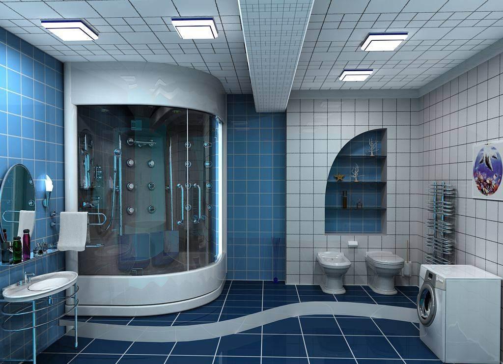 Классика в ванной