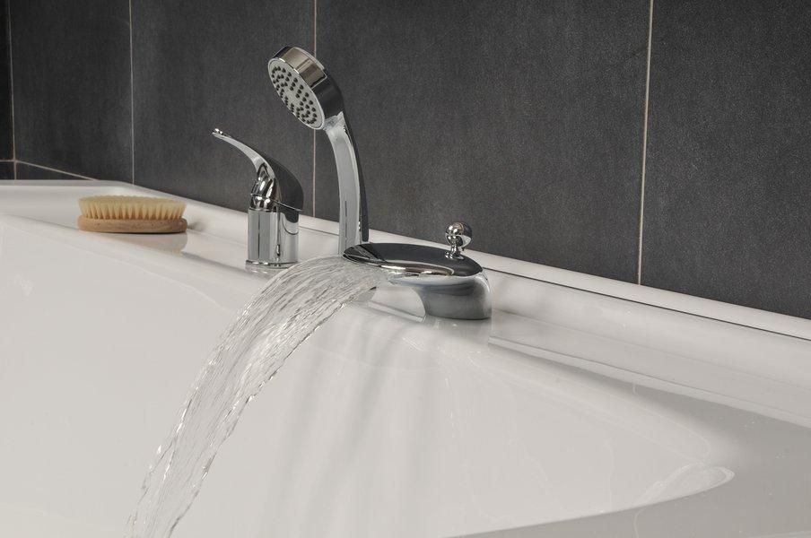 Способ установки на ванну