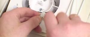 подключаем вентилятор