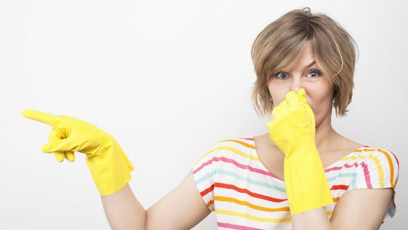 Запах канализации