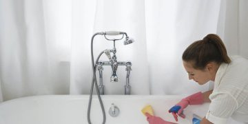 Отбеливание ванной