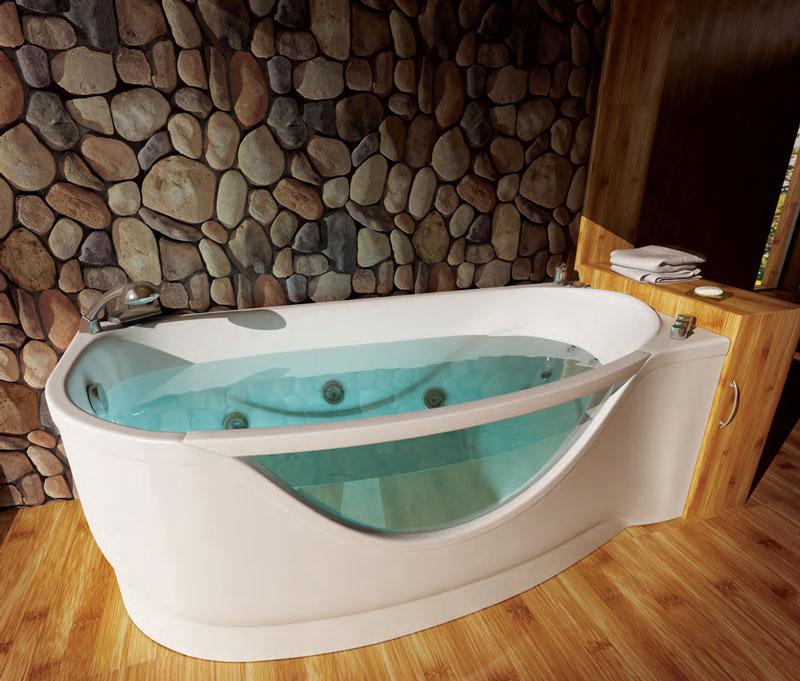 Оригинальная акриловая ванна