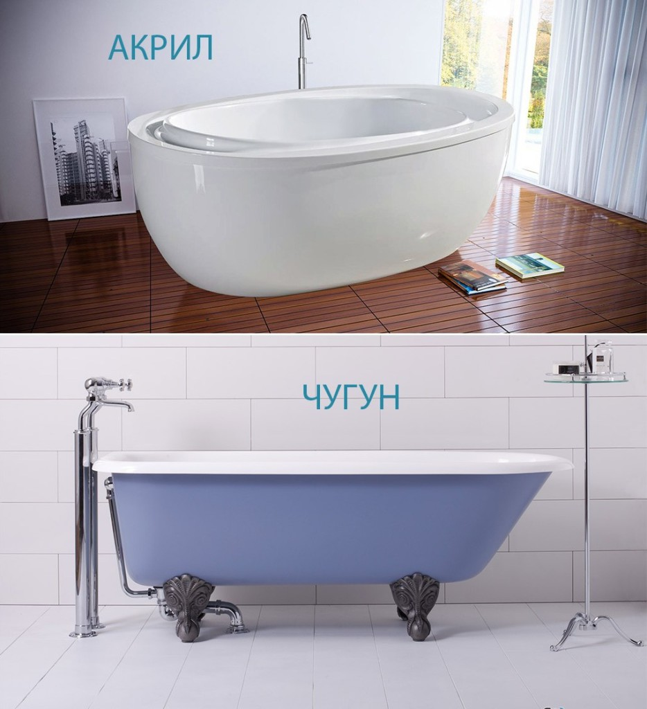 Две ванны