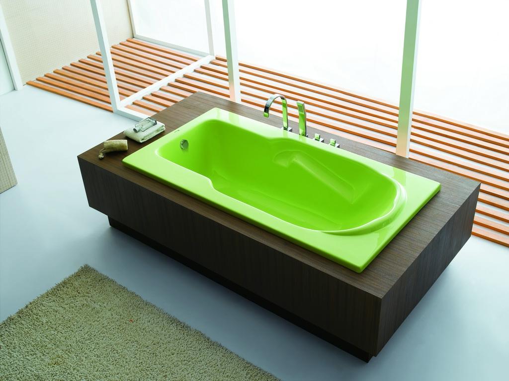 Дизайн акриловой ванны