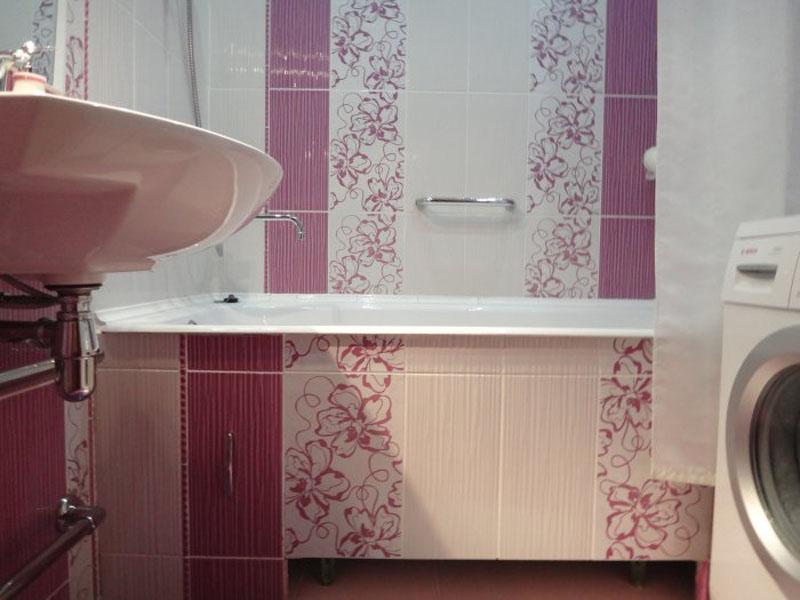 Дизайнерский экран для ванны