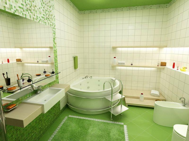 Готовая ванная