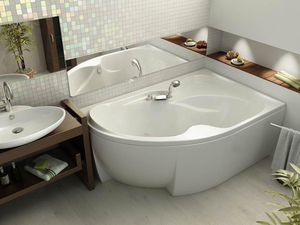 Удобная ванна
