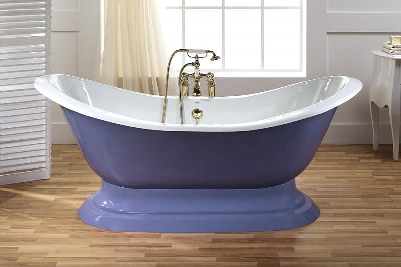Какие ванны чугунные лучше какой фирмы