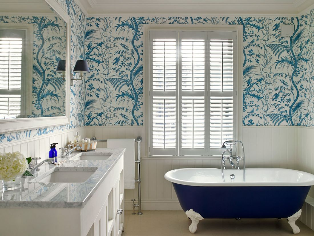 нестандартные решения для ванной