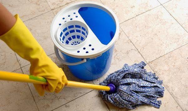 Как и чем мыть плитку на полу?
