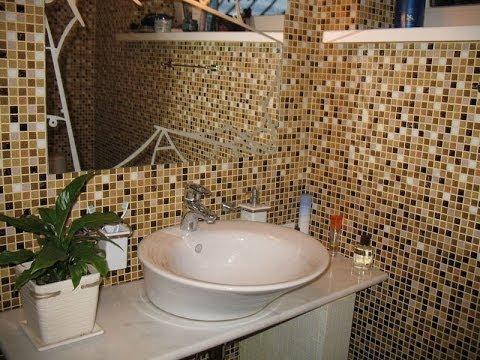 обустройство маленькой ванной комнаты
